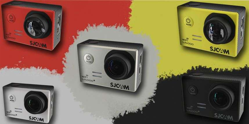 SJCAM SJ5000 WiFi купить